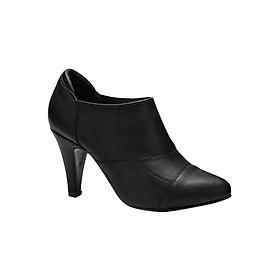 Giày Boots Cổ Ngắn 1990A - Đen