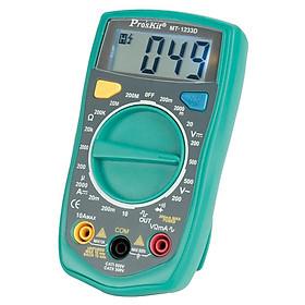 Đồng hồ đo Pro'skit MT-1233D