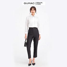 Quần tây nữa cơ bản GUMAC QB665