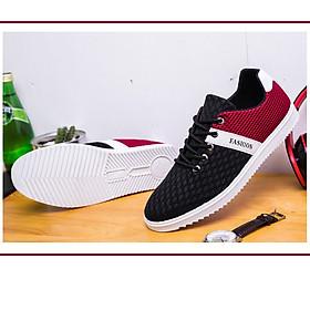 Giày thể thao nam phối màu-1