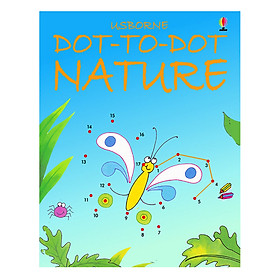 Usborne Dot-to-Dot Nature