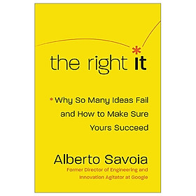 The Right It: How to Beat the Law of Market Failure