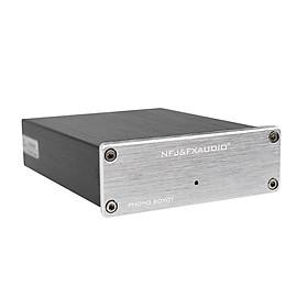 Bộ Khuếch Đại Âm Thanh HIFI AMP Phonographic Dùng Cho Đĩa Vinyl FX-Audio BOX01 – Hàng Chính Hãng