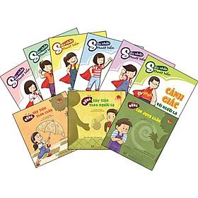 Bộ Sách Tự Bảo Vệ Mình - Siêu Nhân Thoát Hiểm (Tái Bản)