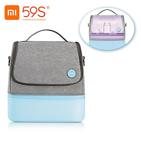 Xiaomi Youpin 59S UV Light Sterilizing Bag with Sanitizing UV Light Cleaner Portable Rechargeable Endurable Breast Pump