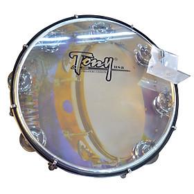 Trống lắc - trống gõ bo Tambourine kim loại hiệu Tony âm thanh siêu vang
