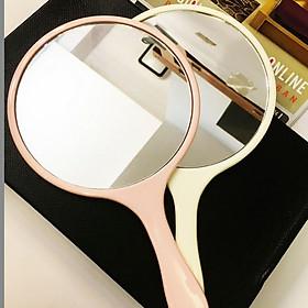Gương cầm tay hình tròn Hàn Quốc S53 - KBOX1998