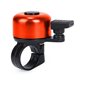 Bike Bell Alloy Mountain Road Bicycle Horn Sound Alarm For Safety Cycling Handlebar Metal Bell Bicycle Horn Bike