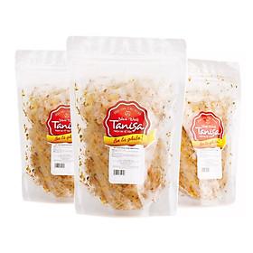 Combo 3 bánh tráng trộn Tây Ninh Tanisa (túi zip)