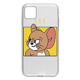 Ốp lưng Vina Case dành cho Realme C11 Tom And Jerry in silicone dẻo trong(sản phẩm có 8 mẫu)-Hàng Chính Hãng