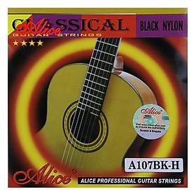 Dây Đàn Guitar Classic Alice A107BK