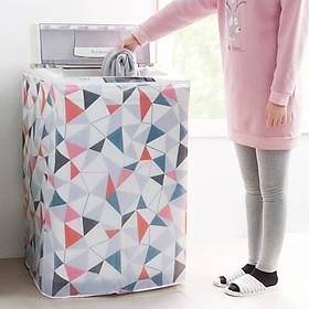 Áo trùm máy giặt chống thấm nước, chống ánh nắng 6kg - 09kg (cửa trên)