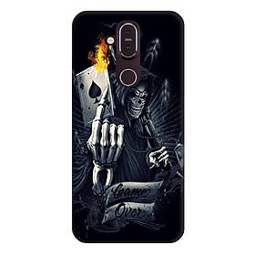Ốp lưng dành cho điện thoại Nokia 8.1 Xỳ Bích
