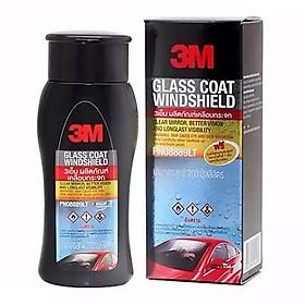 Dung Dịch Chống Bám Nước Trên Kính Xe 3M Glass Coat Windshield 3M 08889 (200ml)