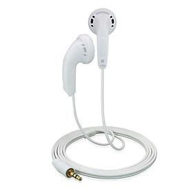 Sport New DIY Earbud 3.5mm In Ear Earphone Earbud Dynamic Flat Head Plug HIFI Headset Bass Earbud Use For Pad mobile phone