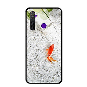 Ốp lưng kính cường lực cho điện thoại Realme 5 Pro - 0241 CAKOI01 - Hàng Chính Hãng