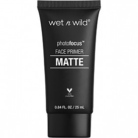 Kem lót WET N WILD Photofocus Matte Face Primer Partners in Prime