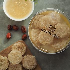 Đại Cát Quang Yến - Yến Tinh Chế Vụn Tròn 50gr