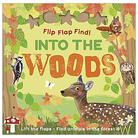 Flip Flap Find! Into The Woods