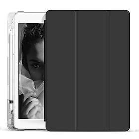 Bao Da iPad pro air 3 air2 air 1 mini 5 mini 4 gen 8 7 6 5 Bao da ipad Trong mờ đẹp đa màu sắc
