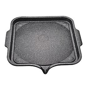 Chảo nướng chống dính hình vuông 30 x 30cm