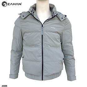 Áo khoác nam, áo phao nam lông vũ AK555