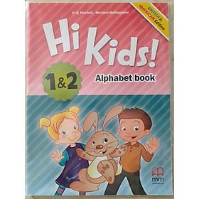 Hi Kids 1-2 Alphabet Book American & British Edition