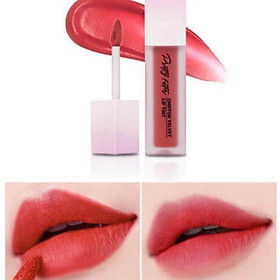 SON KEM LÌ TOUCH IN SOL PRETTY FILTER CHIFFON  VELVET LIP TINT
