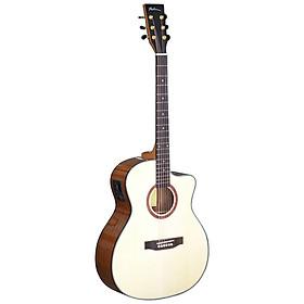 Đàn Guitar Acoustic N11AC-EQ ( Tích Hợp Bộ Thu Tín Hiệu Âm Thanh Để Biểu Diễn)