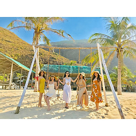 NĐBĐ : Chương trình tour Quy Nhơn: Hòn Khô - Kỳ Co - Đồi cát Phương Mai - Tháp Đôi