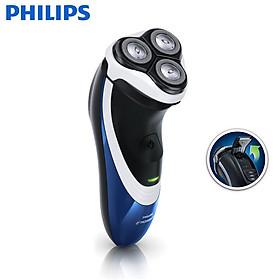 Máy cạo râu khô và ướt cao cấp Philips Norelco PT724/41 có Đầu tỉa mai tóc và ria mép gọn gàng - Hàng nhập khẩu