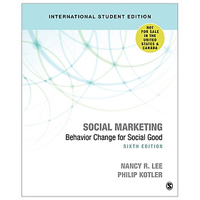 Social Marketing - International Student Edition: Behavior Change For Social Good