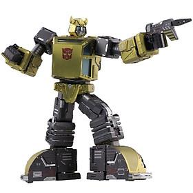 Đồ chơi lắp ghép mô hình kim loại MU Transformers G1 - Bumblebee
