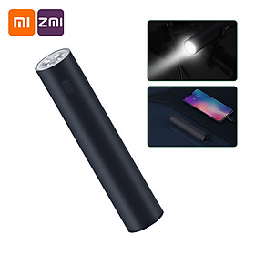 Xiaomi Youpin ZMI Portable High-Power Flashlight 3350mAh Power Bank LPB03 IPX6 Waterproof Emergency SOS Outdoor Light