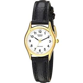 Đồng hồ Casio nữ dây da LTP-1094Q-7B1RDF (23mm)