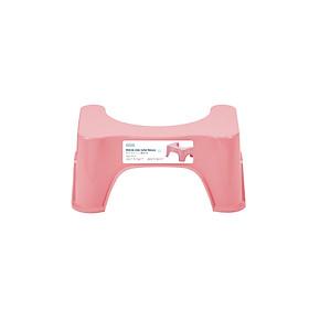 Ghế kê chân toilet Inochi hàng cao cấp nhựa an toàn và chắc chắn - giao màu ngẫu nhiên