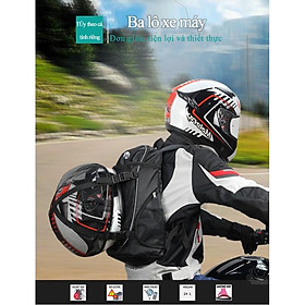 Balo xe máy dành cho đi phượt, dã ngoại