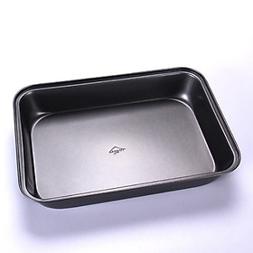Khuôn chống dính nướng bánh hình chữ nhật 34x24