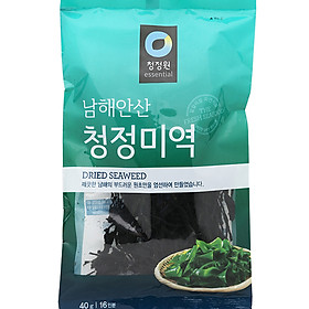 Rong Biển Daesang Khô Gói 40G - Nhập Khẩu Hàn Quốc