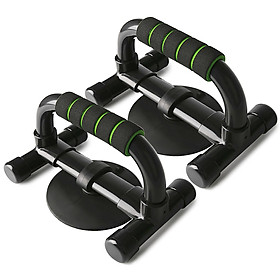 Push Up Stands with Sucker 2-in-1 Dual Purpose Push Up Bars Sit Up Bars for Home Gym Workout Fitness Equipment