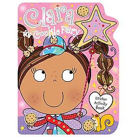 Clara Clara the Cookie Fairy Sticker Activity Book