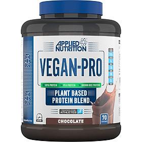 Whey Vegan Protein Applied Nutrition thực phẩm chay tăng cơ giảm mỡ 70 lần dùng