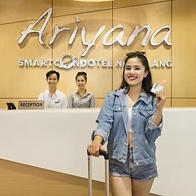 Gói 3N2Đ Ariyana SmartCondotel 5* Nha Trang - 02 Bữa...
