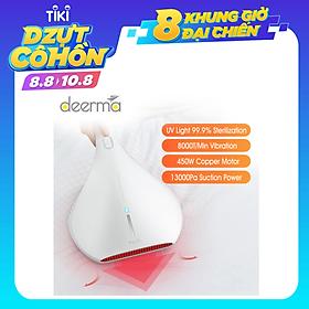 Máy Hút Bụi Xiaomi Deerma Loại Bỏ Bụi Mịn Máy Cầm Tay Bằng Điện Hepa Diệt Bụi Uv 13000Pa (China Version)