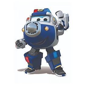 Đồ Chơi Robot Biến Hình Cỡ Lớn Paul Siêu Cấp YW740303