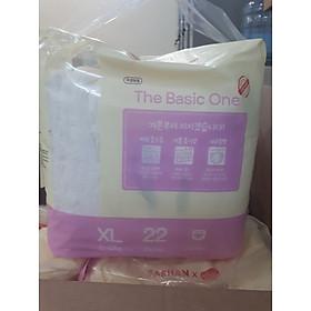 (Combo 4 gói) Tã Quần Hữu Cơ Nội Địa HAPPIANG Natural size XL ( 10 - 13kg)-4