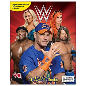 WWE My Busy Book