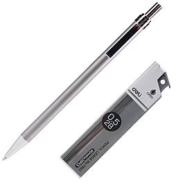 Bộ Bút Chì Kèm Ngòi Thay Thế Deli S713 (0.5mm)