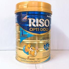 Sữa RISO OPTI GOLD 1 900g (trẻ từ 0-6 tháng)
