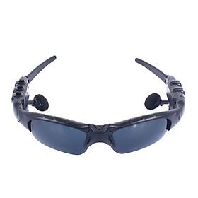 Tai Nghe Bluetooth Kiêm Kính Râm 2 Trong 1 Có Thể Xoay 270 độ (32Ω)